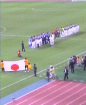 日本対イエメン